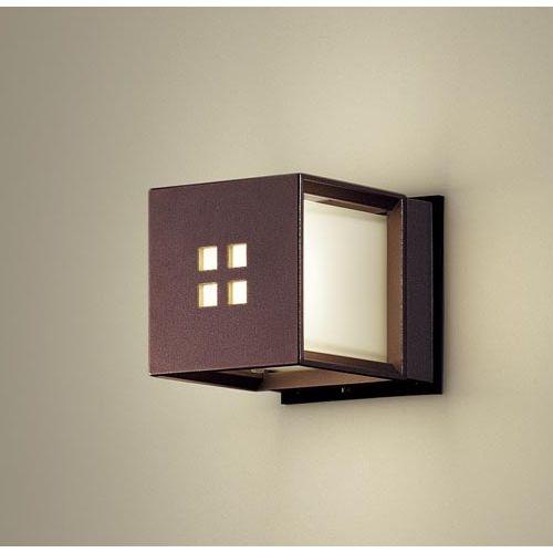 パナソニック LEDポーチライト40形電球色 LGW85040AZ