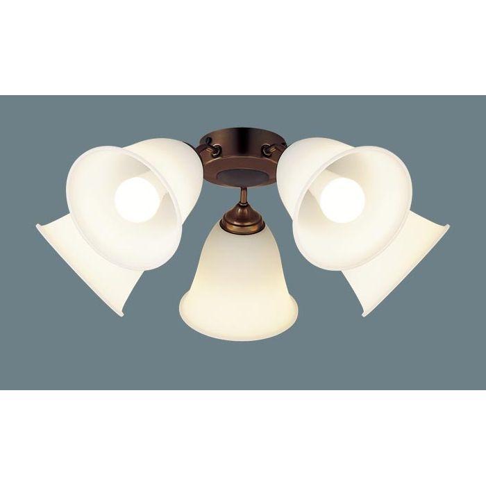 パナソニック LEDシャンデリア100形×5電球色 SPL5542K