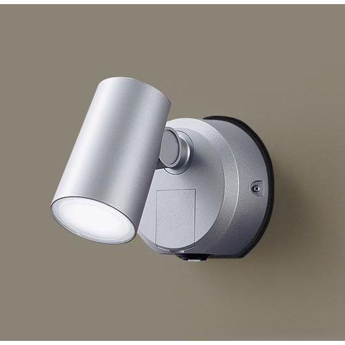 誕生日 お祝い 送料無料 セール商品 パナソニック スポットライトセンサ付シルバー昼白色 LGWC40389LE1