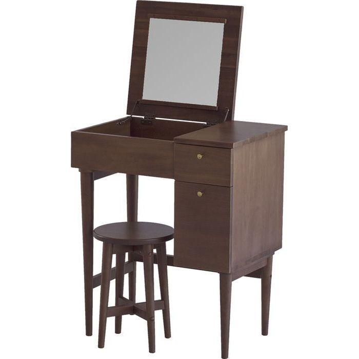 市場(Marche) emo Dresser&Stool EMM-3140BR