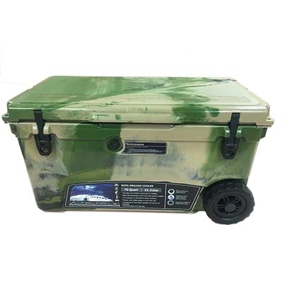 その他 HardCoolerBox(ハードクーラーボックス) 70QT (約66.2 ) (Army Camo) CL-07002