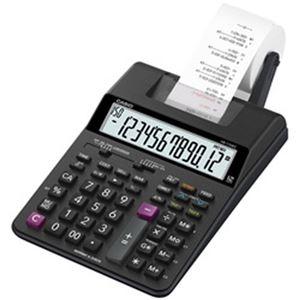 その他 カシオ プリンター電卓 HR-170RCBK 1台 ds-2183709