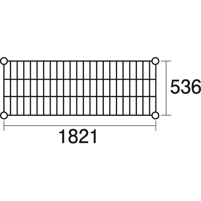 その他 スーパーエレクター 棚 BS1820 KND-137062