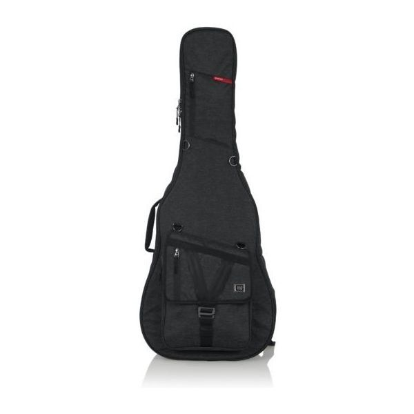 Gator Cases アコースティックギター GT-ACOUSTIC-BLK・バッグ Cases GT-ACOUSTIC-BLK, Caring heart(キャリングハート):99f86674 --- karatewkc.ru