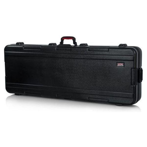 【送料無料】76 ノート・キーボード・ケース + ホイール (GTSAKEY76) Gator Cases 76 ノート・キーボード・ケース + ホイール GTSA-KEY76