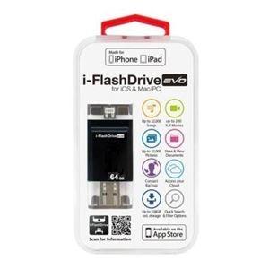 【ラッピング不可】 その他 Photofast i-FlashDrive EVO for iOS&Mac/PC Apple社認定 Photofast IFDEVO64GB i-FlashDrive LightningUSBメモリー 64GB IFDEVO64GB ds-2188303, Office WOW!:8256c2e2 --- milklab.com