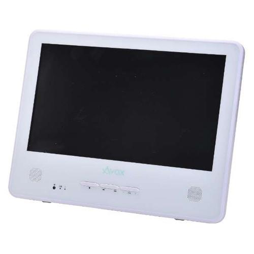 送料無料 AVOX 休日 12.5インチポータブルDVDプレーヤー IPX6相当 お買得 AWDP-1250MW 生活防水