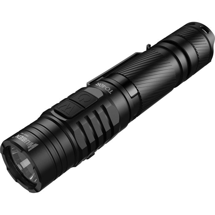 WUBEN(ウーベン) WUBEN 充電式フラッシュライト1200lm TO40R