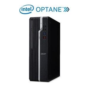 その他 Acer VX2660G-H78F (スリムタワー/Corei7-8700/8GB/Optane16GB/1TB HDD/DVD+/-RW/Windows 10 Pro64bit/HDMI/DP/VGA/1年保証/Officeなし) ds-2194906