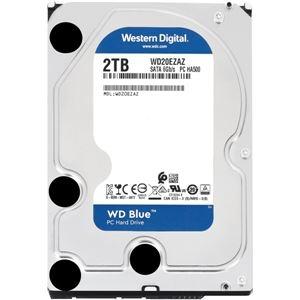 その他 WESTERN DIGITAL WD Blueシリーズ 3.5インチ内蔵HDD 2TB SATA3(6Gb/s) 5400rpm256MB ds-2195790