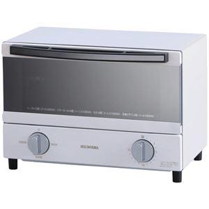 その他 アイリスオーヤマ スチームオーブントースター 2枚焼き ホワイト ds-2196319