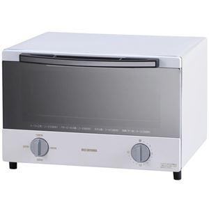 その他 アイリスオーヤマ スチームオーブントースター 4枚焼き ホワイト ds-2196320