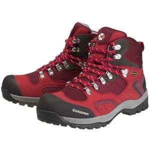 その他 Caravan(キャラバン) C1_02S 登山靴 トレッキングシューズ レッド 26.0cm ds-2197519