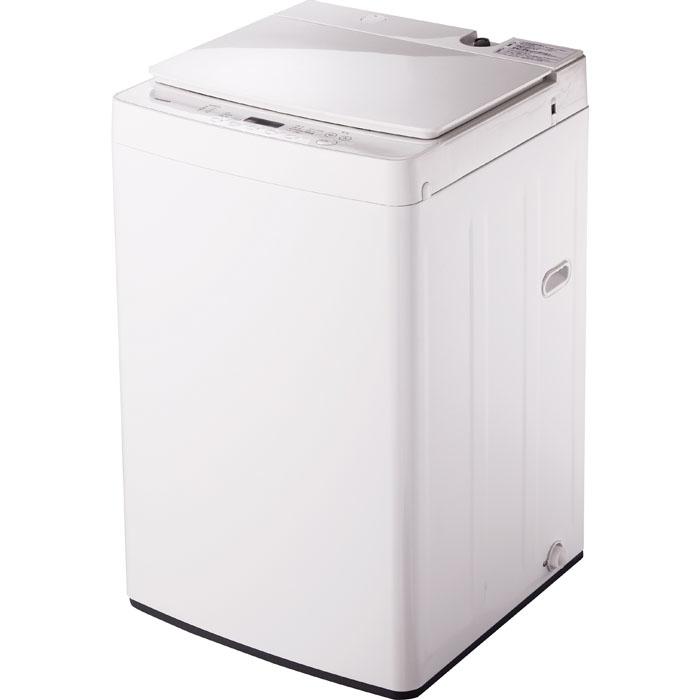 ツインバード 10分で時短洗濯。忙しい朝も帰宅後も。全自動電気洗濯機5.5kg WM-EC55W