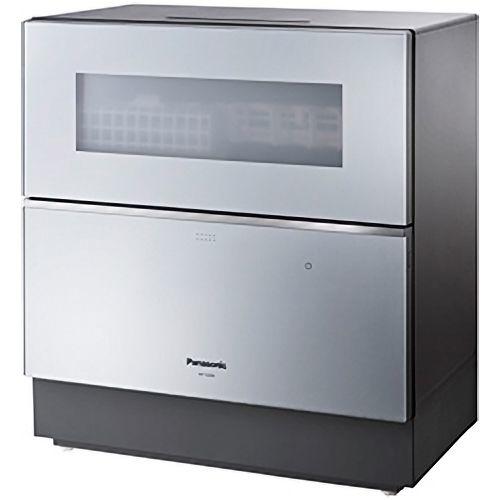 パナソニック ナノイーX搭載 食器洗い乾燥機 シルバー NP-TZ200-S【納期目安:約10営業日】