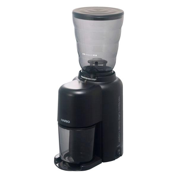ハリオ V60 電動コーヒーグラインダーコンパクト EVC-8B【納期目安:1週間】
