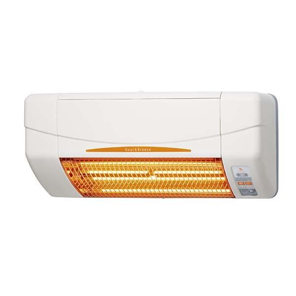 高須産業 涼風暖房機(防水仕様/浴室用) SDG-1200GBM