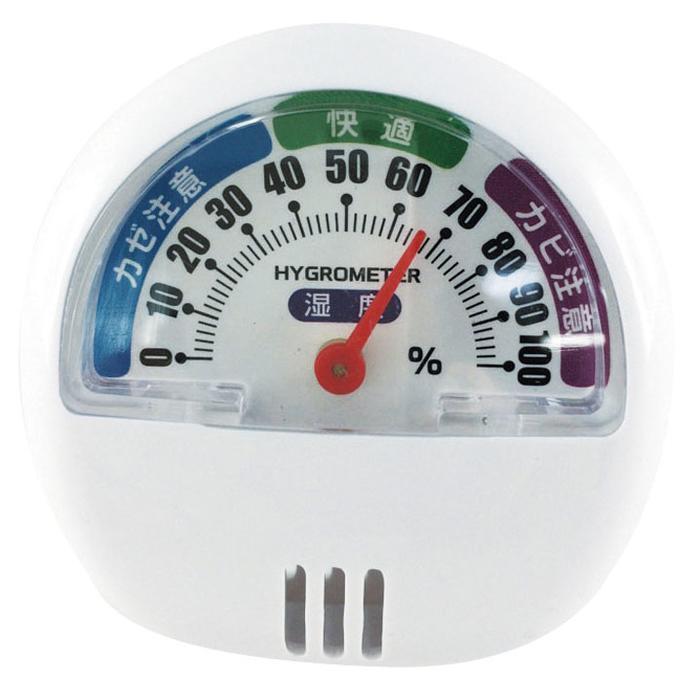 その他 【360個セット】快適表示付き湿度計 2214348
