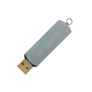 その他 (まとめ)プリンストン USBセキュリティーキーUCLEF5 PUS-UCL5 1個【×3セット】 ds-2215500