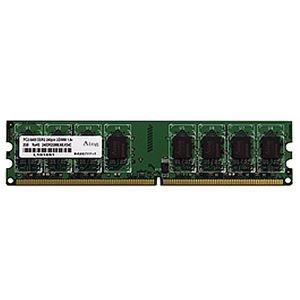 その他 (まとめ)DOS/V用 DDR2/800 UDIMM 2GB 6年保証【×3セット】 ds-2215984