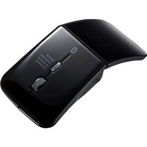 その他 (まとめ)サンワサプライ BluetoothIRセンサーマウス ブラック MA-BTIR116BK 1個【×3セット】 ds-2216515