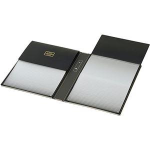 その他 (まとめ)ライオン事務器ビジブルブック(一覧式帳簿) 8×6型カード用 No.286 1冊【×3セット】 ds-2217082