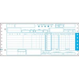 その他 (まとめ)TANOSEE チェーンストア統一伝票ターンアラウンド1型 12×5インチ 5枚複写 1箱(1000組)【×3セット】 ds-2218093