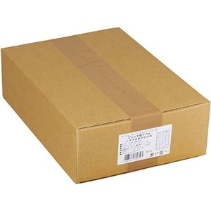 その他 (まとめ)エーワン スーパーエコノミーシリーズプリンタ用ラベル A4 4面 105×148.5mm L4AM500N 1箱(500シート)【×3セット】 ds-2218518