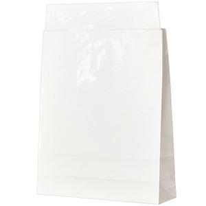 その他 (まとめ)TANOSEE 宅配袋 PPフィルム加工小 白 封かんテープ付 1パック(100枚)【×3セット】 ds-2219276