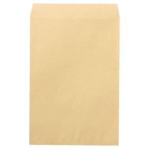 その他 (まとめ)ピース R40再生紙クラフト封筒 角185g/m2 業務用パック 700-80 1箱(500枚)【×3セット】 ds-2219278