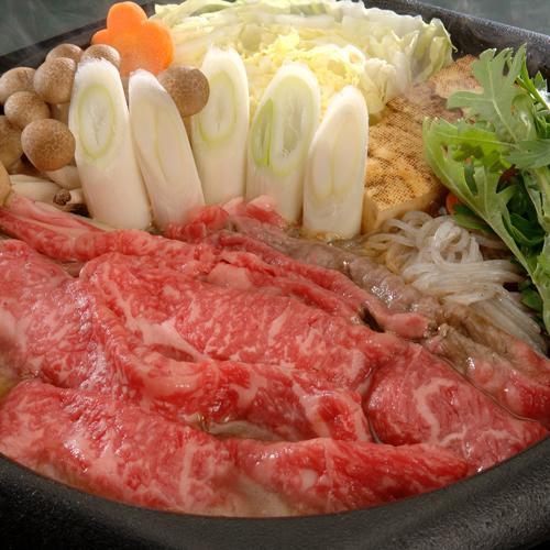 その他 近江牛&神戸ビーフ すきやき食べ比べ 460+460