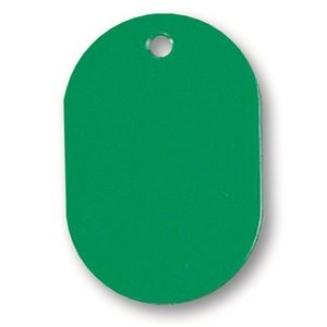 その他 (まとめ) ソニック 番号札 小 無地 緑NF-751-G 1セット(100個:10個×10パック) 【×10セット】 ds-2234578