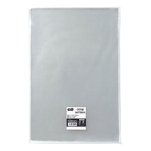 その他 (まとめ) TANOSEE OPP袋 フラット 300×450mm 1パック(100枚) 【×10セット】 ds-2234690