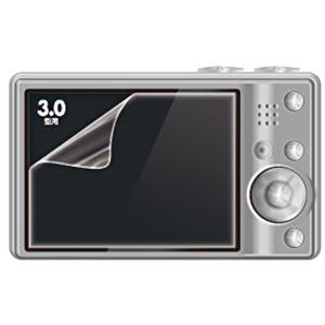 その他 (まとめ) サンワサプライ 液晶保護反射防止フィルム3.0型 DG-LC9 1枚 【×30セット】 ds-2235192