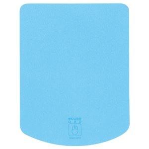 その他 (まとめ) サンワサプライ マウスパッドライトブルー MPD-T1LB 1枚 【×30セット】 ds-2235209