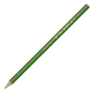 その他 (まとめ) 三菱鉛筆 色鉛筆880級 きみどりK880.5 1ダース 【×30セット】 ds-2235975