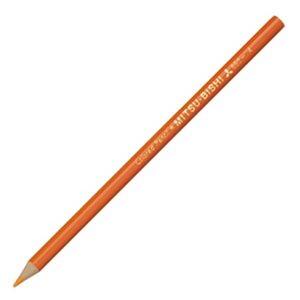 その他 (まとめ) 三菱鉛筆 色鉛筆880級 だいだいいろK880.4 1ダース 【×30セット】 ds-2235976