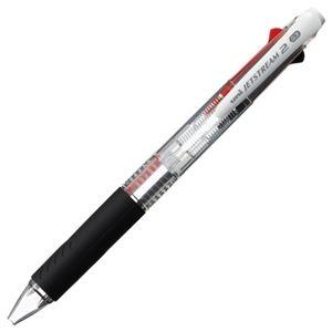 その他 (まとめ) 三菱鉛筆 ジェットストリーム 2色ボールペン 0.7mm (軸色 透明) SXE230007.T 1本 【×30セット】 ds-2236365