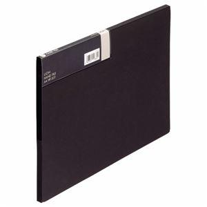その他 (まとめ) ライオン事務器 ハンドファイル A4背幅10mm 黒 HF-851 1冊 【×30セット】 ds-2236540