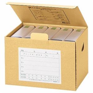 その他 (まとめ) ライオン事務器 文書保存箱 A4用内寸W393×D314×H256mm OL-12 1個 【×30セット】 ds-2236572