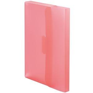 その他 (まとめ) TANOSEE PP製ケースファイルA4 背幅23mm ピンク 1パック(3冊) 【×30セット】 ds-2236589