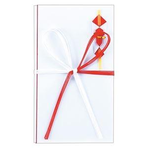 その他 (まとめ) 紅白五本 花結金封 65-511 1パック(5枚) 【×30セット】 ds-2237507