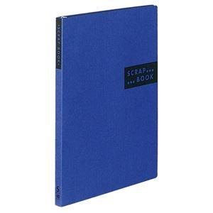 その他 (まとめ) コクヨ スクラップブックS(スパイラルとじ・固定式) A4 中紙40枚 背幅20mm 青 ラ-410B 1冊 【×30セット】 ds-2237557