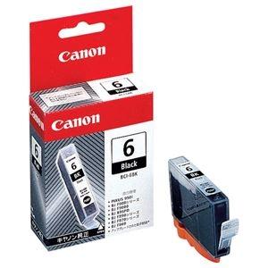 その他 (まとめ) キヤノン Canon インクタンク BCI-6BK ブラック 4705A001 1個 【×30セット】 ds-2238233