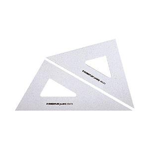 その他 (まとめ) ステッドラー マルス 三角定規 15cm45°・60°ペア 964 15 1組 【×30セット】 ds-2238274