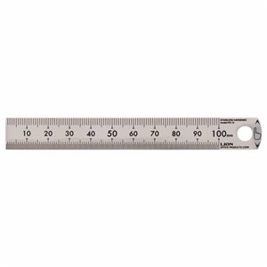 その他 (まとめ) ライオン事務器 ステンレス定規 10cmPS-10 1本 【×30セット】 ds-2238281
