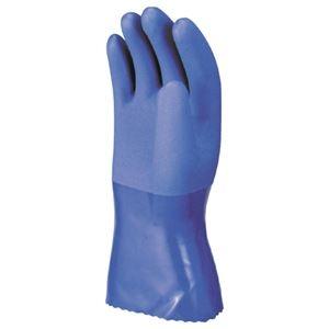 その他 (まとめ) 川西工業 耐油マックス M ブルー #2300-M 1双 【×30セット】 ds-2238491