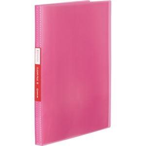 その他 (まとめ) キングジム シンプリーズクリアーファイル(透明) A4タテ 40ポケット 背幅22mm ピンク TH184TSPWP 1冊 【×30セット】 ds-2238790