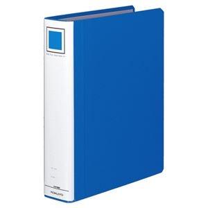 その他 (まとめ) コクヨ チューブファイル(エコツインR) A4タテ 500枚収容 背幅65mm 青 フ-RT650B 1冊 【×30セット】 ds-2238860