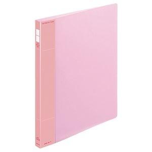 その他 (まとめ) コクヨ ポップリングファイル(スリム) A4タテ 2穴 100枚収容 背幅21mm ピンク フ-PS410P 1冊 【×30セット】 ds-2238973